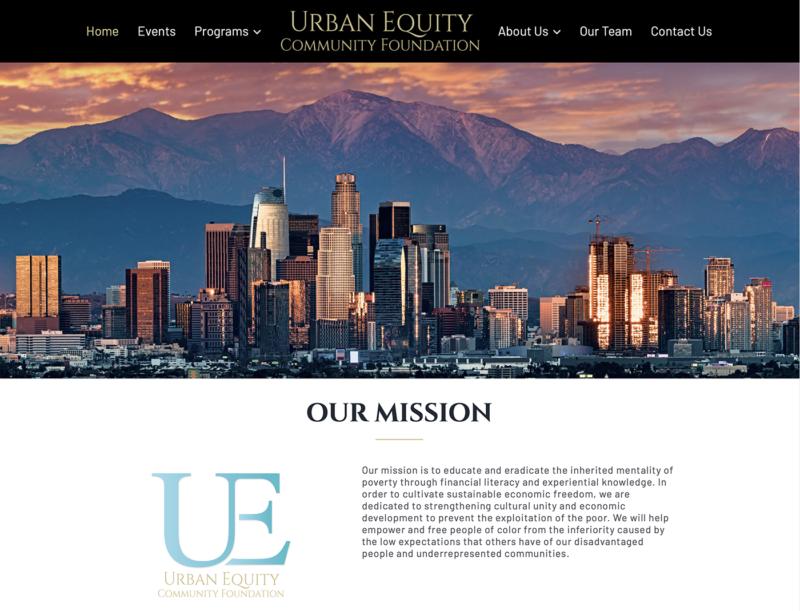 Urban Equity Community Foundation